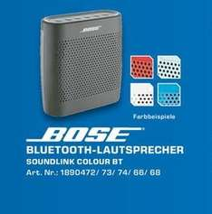 Bose Soundlink Colour BT @ Saturn Hamburg