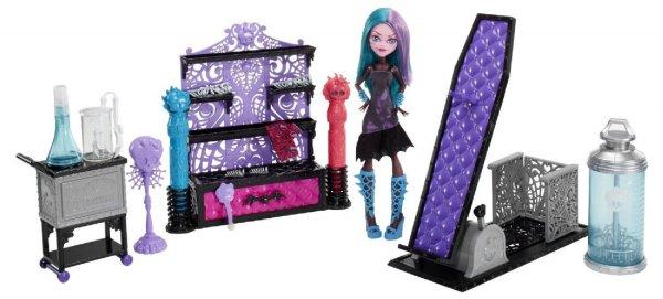 Trendspielzeug: Mattel Monster High - Create-A-Monster Designkammer bei Amazon für nur 27,99€ (man spart momentan 42€)