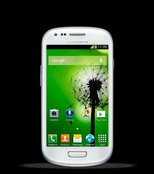 Smartkauf, Samsung Galaxy S III mini 8GB (GT-I8200) Weiß, für 99€