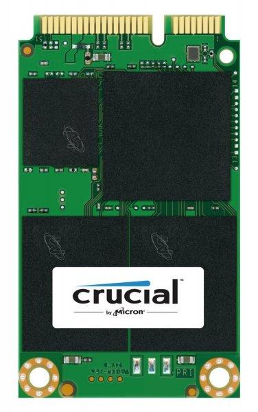 Crucial M550 mSata 512GB für 174,89 @ ebay.de (idealo 190 €)