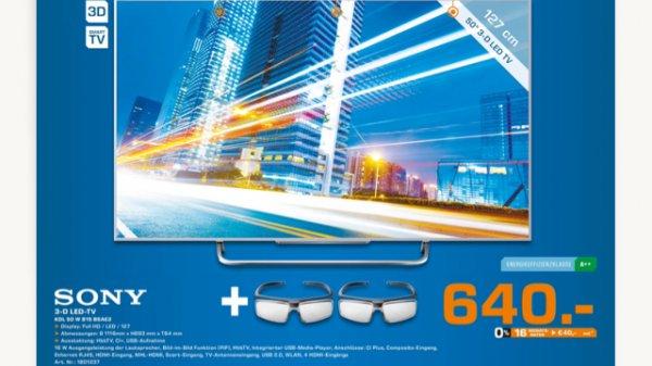 Sony kdl 50w815