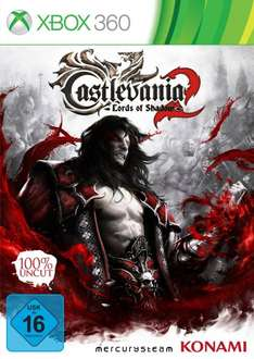 Amazon.de Prime: Castlevania: Lords of Shadows 2, XBOX 360, PS3, PC für 7,99€