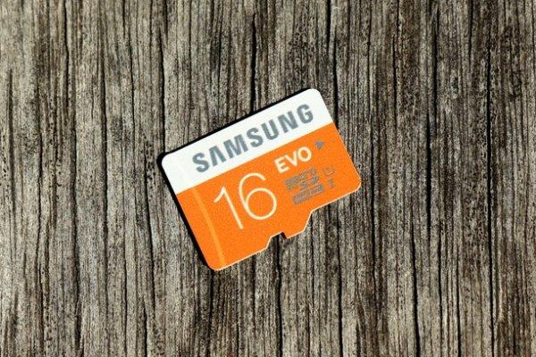 [Vodafone Zubehör App] Samsung EVO mSD 16gb