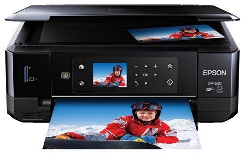 Epson Expression Premium XP-620 (Tintenstrahldrucker, Scanner, Kopierer) mit WLAN für 99€ & 30€ Cashback ( 69€ anstatt 125€ )