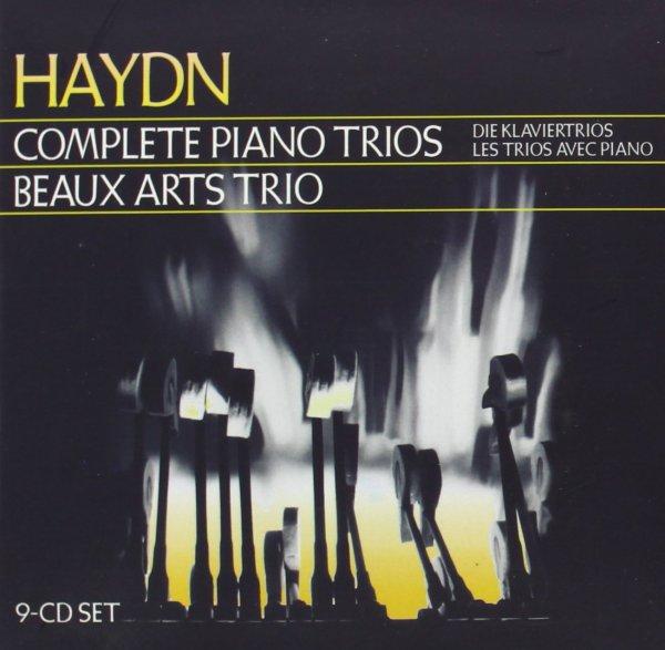 [AMAZON.CO.UK Marketplace] Beaux Arts Trio - Haydn: Complete Piano Trios 9x CD Box  für 15 Euro (statt 30 Euro)