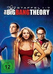 (Amazon) The Big Bang Theory 1-7 Box DVD für 57,97 Euro