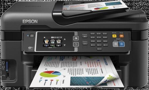 [Lokal Saturn Karlsruhe] Multifunktionsdrucker Epson WorkForce WF-3620DWF 129,- Euro