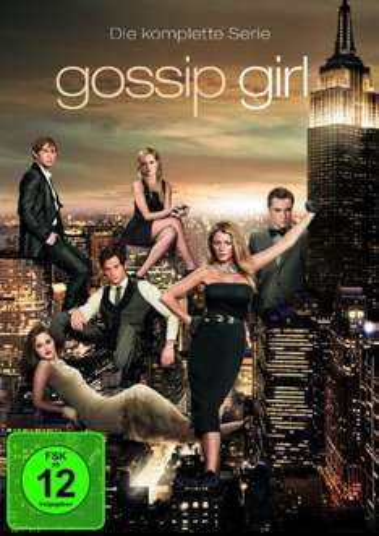 (Amazon.de) (DVD) Gossip Girl - Die komplette Serie