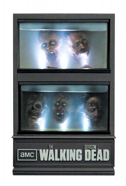 [Amazon.com] The Walking Dead Season 3 Limited Aquarium Edition [Blu-ray] 91.03€