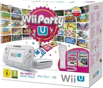 Wii U Party U Bundle - weiß Basic 8GB - Amazon WHD für 209,91€