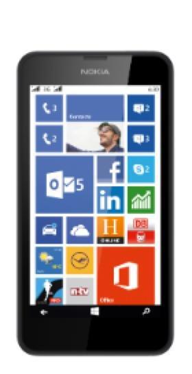 Nokia Lumia 630 Dual-Sim - alle Farben