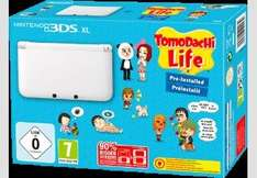 [Alternate Outlet] Nintendo 3DS XL in weiß inkl. Tomodachi Life 124,90