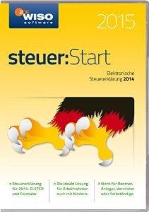 WISO Steuer Start 2015  Bücher.de/Hugendubel.de  CD-ROM versandkostenfrei