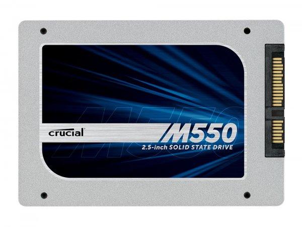 """[Gravis] SSD Crucial M550 512 GB SATA 2,5"""" für 159,90€ inkl. Versand"""