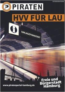 Hamburg: HVV für lau!