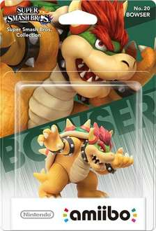 Nintendo amiibo Figur Super Smash Bros. Collection Bowser (WiiU/3DS)