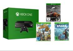 Xbox One + Forza 5 + Sunset Overdrive + Project Spark (Lokal?)