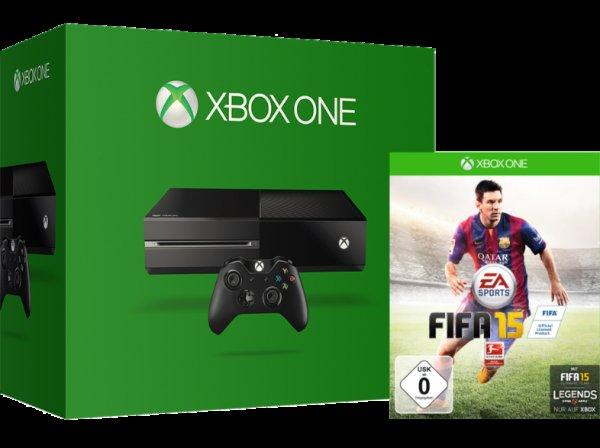 [Amazon] Xbox one + Fifa 15 für 343 Euro für Prime Mitglieder @ Amazon