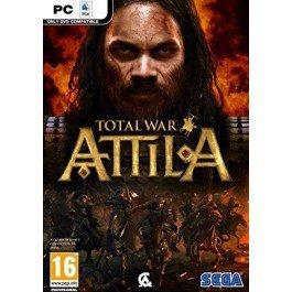 Total War: Attila PC + DLC für €20.99 @ CDKEYS