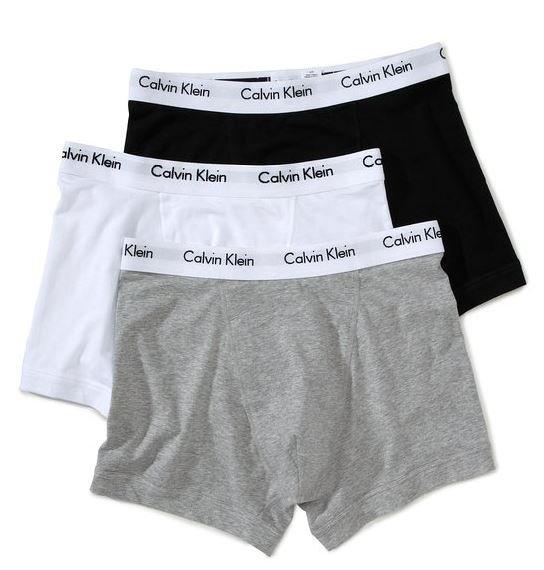 [AmazonPrime] Calvin Klein 3er Pack Unterhosen