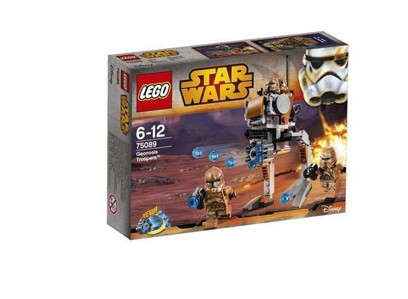 Lego Star Wars 75079, 75078 & 75089 bei Müller online (auch lokal) für je 12,99€