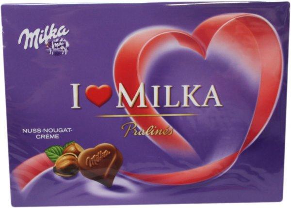 [Bundesweit?] Kaufland I Love Milka Pralines für 0,99 Euro ab 09.02.15