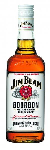 [PENNY]  Jim Beam Bourbon Whiskey (0,7l Flasche) für 9,99€