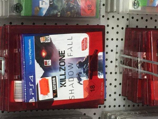 [Saturn Dortmund City] PS4 Killzone Shadow Fall 100% Uncut 19€