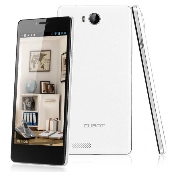 "CUBOT S208 / 5"" / 3G / Dual SIM / Flip Cover"