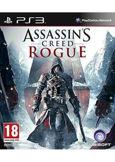 Assassin's Creed Rogue (PS3) für 26,03€ bei base.com