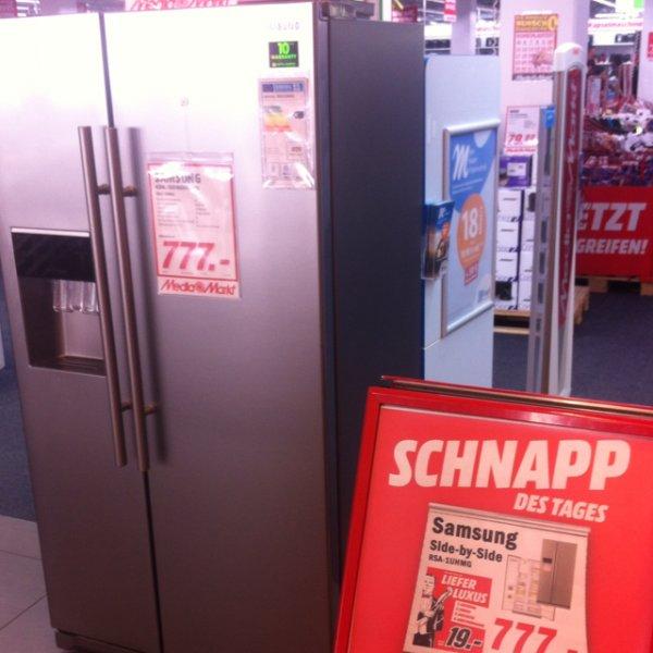 Media Markt Haidhausen Samsung side by side