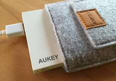 [AMAZON] Aukey POWER BANK A1 und Dessert