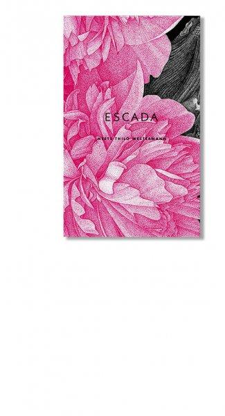 Escada Notizbuch gratis bei Anmeldung für den Newsletter