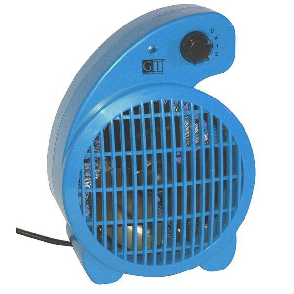 GT Elektroheizlüfter der auch als Ventilator geht zu 9,99 Euro statt sonst ab 20 Euro @ebay