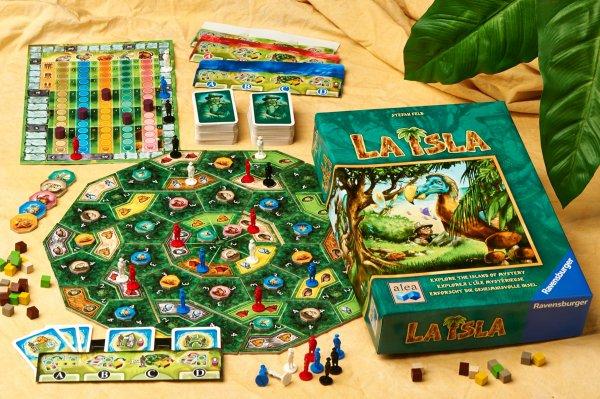 [Prime] La Isla Gesellschaftsspiel