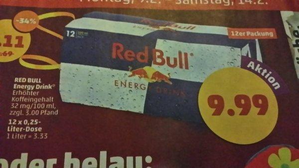 [Penny] auch hier Red Bull 12 er für 9.99€