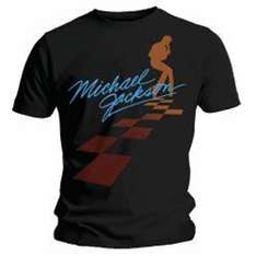 Amazon Prime : Michael Jackson Square Dancing Black Herren T-Shirt  Größe: M - Nur 5,03 €