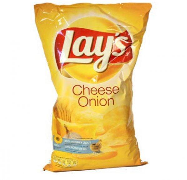 Lays Chease&Onion 2 Tüten Dortmund Kampstrasse Uzal (MHD abgelaufen)