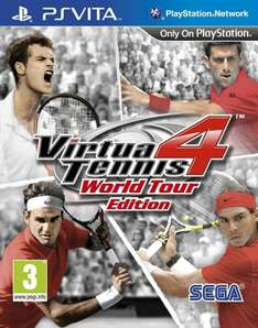 @Amazon.de [UK-Import]Virtua Tennis 4 World Tour Edition Game  für PS Vita