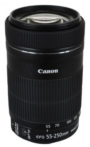 Canon EF-S 55-250mm 1:4-5,6 IS STM Telezoom Objektiv @ eBay mittels Preisvorschlag