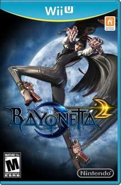 (Lokal MM Sulzbach MTZ) WiiU - Bayonetta 2