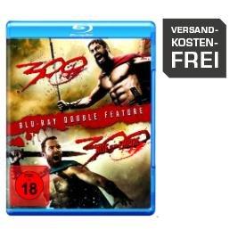 300 & 300 - Rise of An Empire (Blu-ray) für 9,99€ inkl. Versand @Saturn.de
