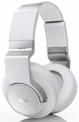 AKG K845 High-Performance Geschlossener Bluetooth Over-Ear Kopfhörer mit NFC, Steuerung und Mikrofon - Weiß für 125,71€ @Amazon.fr