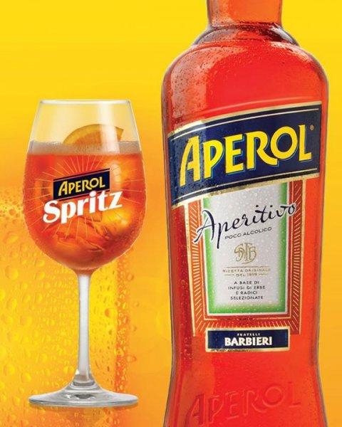 Aperol Aperitivo 0,7l Flasche @ Kaufland
