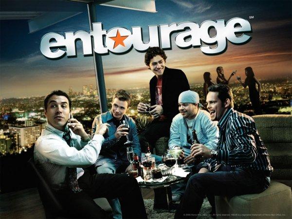 Entourage Staffel 1 und 2 (DVD) jeweils 6,99(Prime)