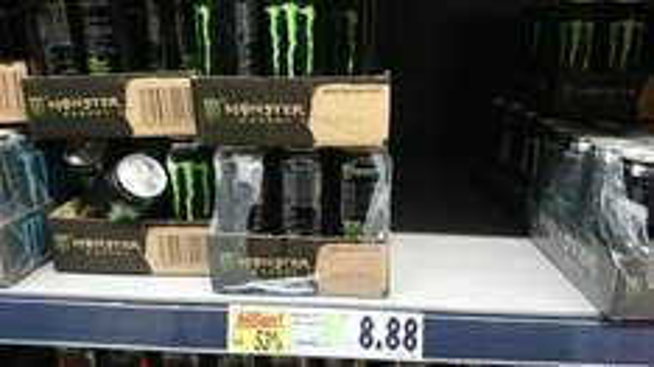 Lokal Bentwisch(Rostock) ? Kaufland Monster Energy verschiedene Sorten 12 Stück für 8,88