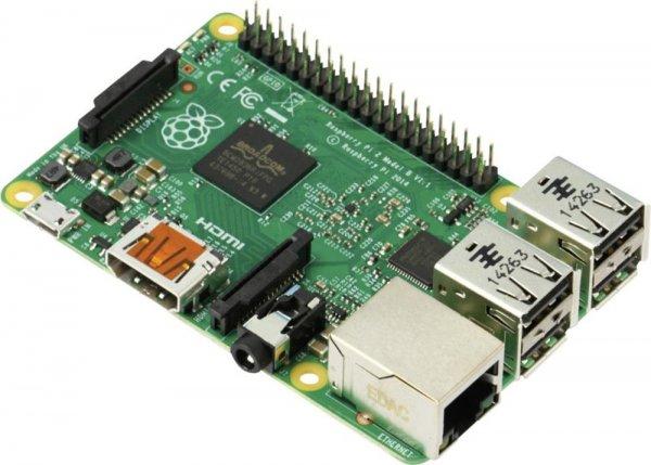 [Conrad] Raspberry Pi® 2 Model B 1 GB für 36,99 EURO bei Zahlung mit Sofortüberweisung
