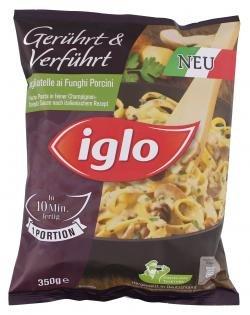 Iglo Gerührt & Verführt Mahlzeit GRATIS bis zum 30.11.2015 testen (Testwochen)