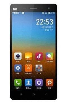XIAOMI MI4 Smartphone Decuro ROM Snapdragon 801 16GB 5.0 Zoll FHD GLONASS-schwarz