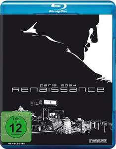 Renaissance [Blu-ray] - 4,97€ [Prime] - Science-Fiction/Animation Film